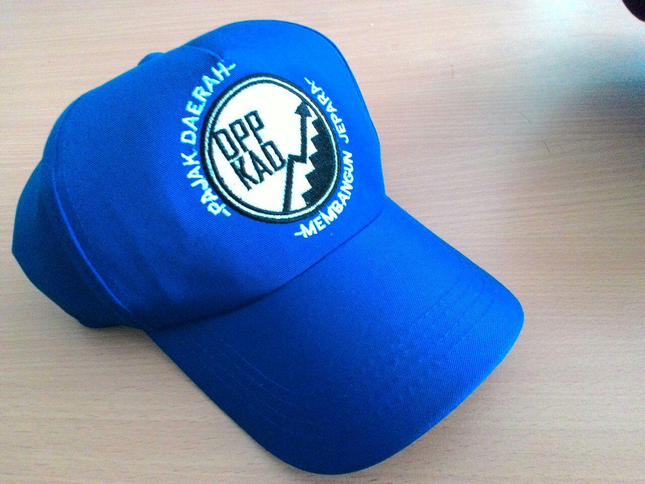 Topi Biru Pajak Daerah